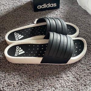 Adidas Adilette Boost Slide-Size 13